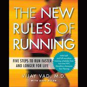 The New Rules of Running by  David Allen audiobook