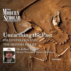 Unearthing the Past by Jeffrey W. Martz audiobook