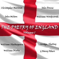 The Poetry of England, Vol. 1 by various authors audiobook