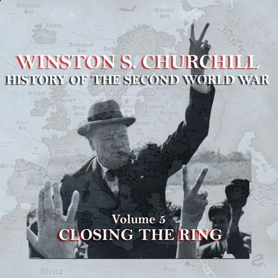 The History of the Second World War, Vol. 5 by Winston Churchill audiobook