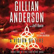 A Vision of Fire by  Jeff Rovin audiobook
