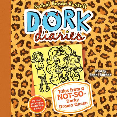 Dork Diaries 9 by Rachel Renée Russell audiobook