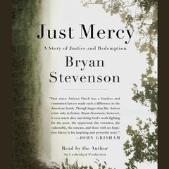 Just Mercy by Bryan Stevenson audiobook