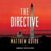 The Directive by  Matthew Quirk audiobook