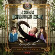 A Series of Unfortunate Events #2: The Reptile Room by  Lemony Snicket audiobook
