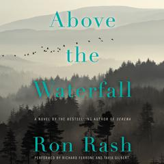 Above the Waterfall by Ron Rash audiobook