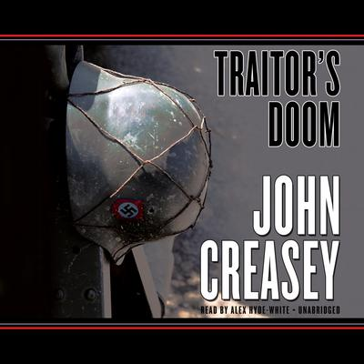 Traitor's Doom by John Creasey audiobook