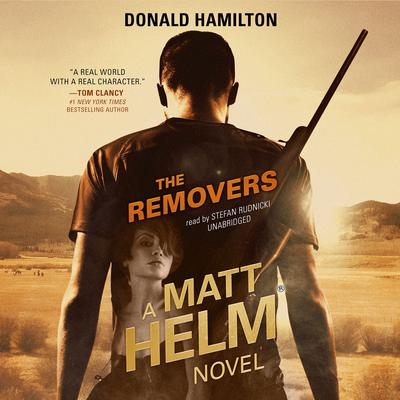 The Removers by Donald Hamilton audiobook