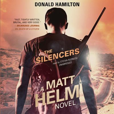 The Silencers by Donald Hamilton audiobook