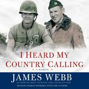 I Heard My Country Calling by  James Webb audiobook