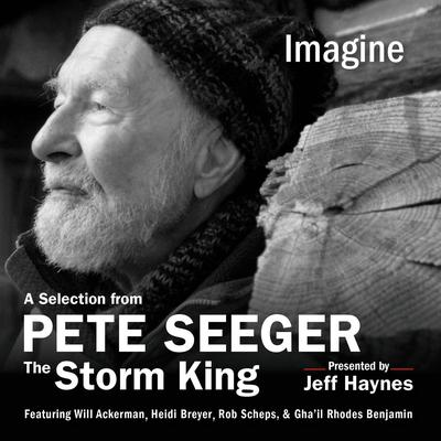 Imagine by Pete Seeger audiobook