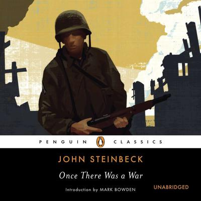 Once There Was a War by John Steinbeck audiobook
