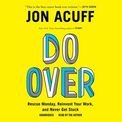 Do Over by Jon Acuff audiobook