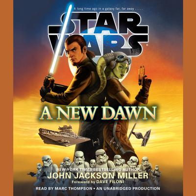 A New Dawn: Star Wars by John Jackson Miller audiobook