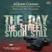 The Day the Streets Stood Still by  JaQuavis Coleman audiobook