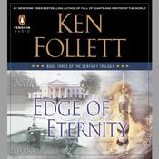 Edge of Eternity by  Ken Follett audiobook