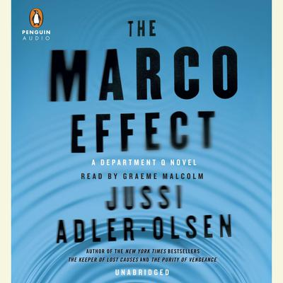 The Marco Effect by Jussi Adler-Olsen audiobook