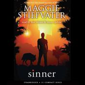 Sinner by  Maggie Stiefvater audiobook
