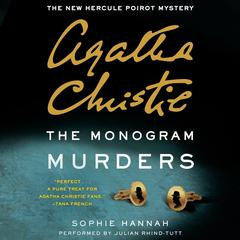 The Monogram Murders by Sophie Hannah audiobook