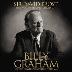 Billy Graham by David Frost audiobook