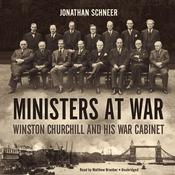 Ministers at War by  Jonathan Schneer audiobook