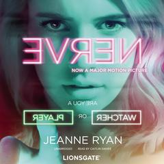 NERVE by Jeanne Ryan audiobook