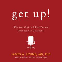 Get Up! by James A. Levine audiobook