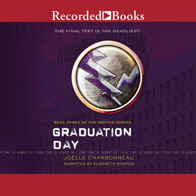 Graduation Day by Joelle Charbonneau audiobook
