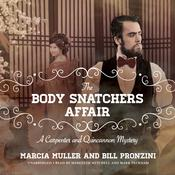 The Body Snatchers Affair by  Bill Pronzini audiobook