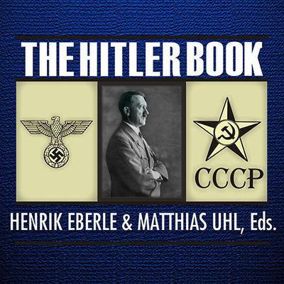 The Hitler Book by Henrik Eberle audiobook
