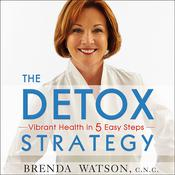 The Detox Strategy by  Brenda Watson CNC audiobook