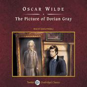 The Picture of Dorian Gray by  Oscar Wilde audiobook
