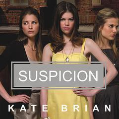 Suspicion by Kate Brian audiobook