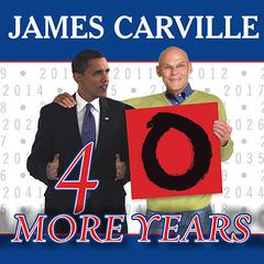 40 More Years by James Carville audiobook