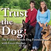 Trust the Dog by  Gerri Hirshey audiobook