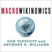 Macrowikinomics by  Don Tapscott audiobook