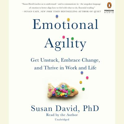Emotional Agility by Susan David audiobook