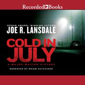 Cold in July by  Joe R. Lansdale audiobook