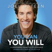 You Can, You Will by  Joel Osteen audiobook