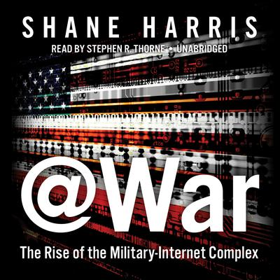 @War by Shane Harris audiobook