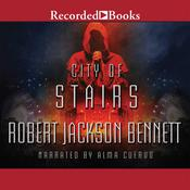City of Stairs by  Robert Jackson Bennett audiobook