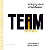 The I in Team by  John Murphy audiobook
