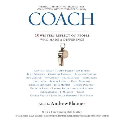 Coach by Andrew Blauner audiobook