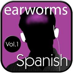 Rapid Spanish (European), Vol. 1 by Earworms Learning audiobook