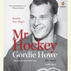 Mr. Hockey by Gordie Howe audiobook