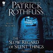 The Slow Regard of Silent Things by  Patrick Rothfuss audiobook