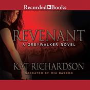 Revenant by  Kat Richardson audiobook