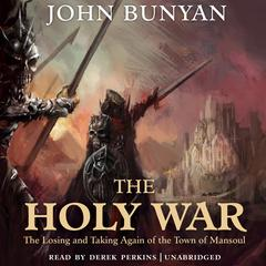 The Holy War by John Bunyan audiobook