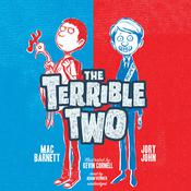 The Terrible Two by  Jory John audiobook