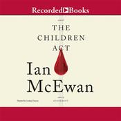 The Children Act by  Ian McEwan audiobook